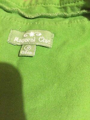 Mayoral Benetton T-shirt Coprispalle E Pantalone Bambina Bimba 9 Anni 8