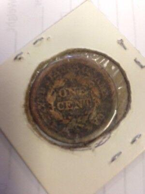 1851 Large Cent 3