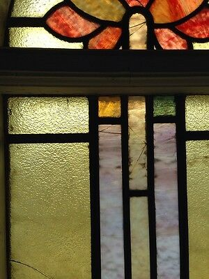 # 4 Of 4  Youngstown's Finest Antique Stained Glass Windows 10