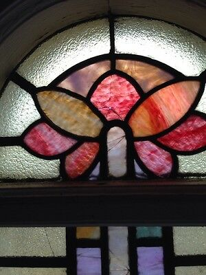 # 4 Of 4  Youngstown's Finest Antique Stained Glass Windows 6