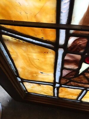 Sg 585 Gorgeous Antique Victorian Transom Window Jewels