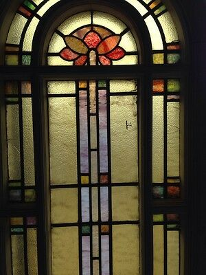 # 4 Of 4  Youngstown's Finest Antique Stained Glass Windows 3