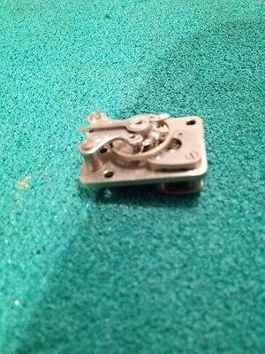Smiths Clock Platform  for car clock (8 LEAF Broken staff) EA31 3