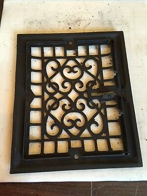 Antique Heating Grate Face Wiry Design Tc 56 2