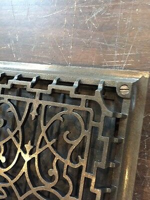 Ca 53 Antique Wall Mount Heating Great 9.5 X 13.375 5
