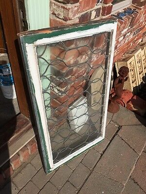 Sg 653 Two Available Price To Each Antique Leaded Glass Curly Cue Design Windows 8