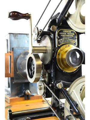 35mm Edison Universal Kinetoscope Projector Lot 324