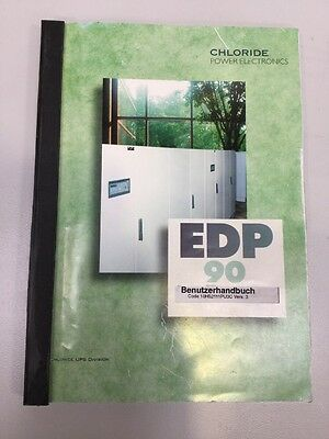 Unterbrechungsfreie Stromversorgung ///  Edp90 Mk Ii