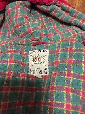 Next Girls Jacket/Coat Aged 7/8 Years Old (128cm) 3