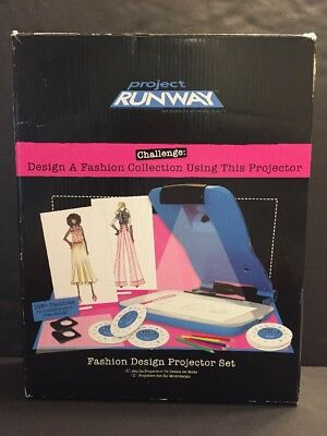 Replacement Accessories Image Wheel Project Runway Fashion Design Projector Set 7 77 Picclick