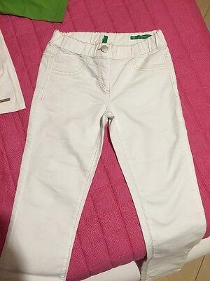 Mayoral Benetton T-shirt Coprispalle E Pantalone Bambina Bimba 9 Anni 2