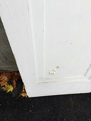 Neo 4 Antique Passage Door Birch 6