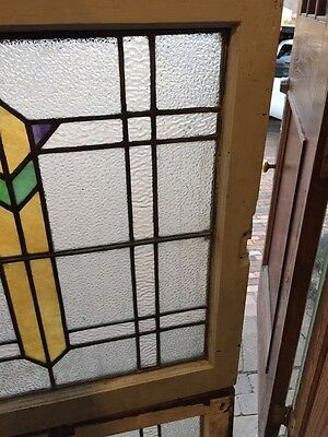 Sg 683 Two Available Price Separate Art Deco Window 4