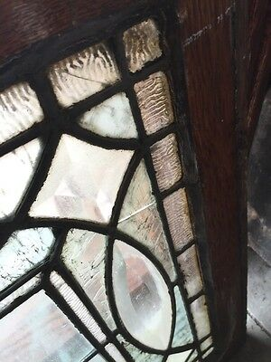 "Sg 749 Antique Transom Window 22"" X 42.25"" Beautiful 7"