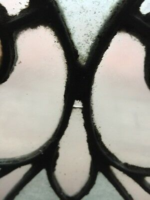 Sg 903 Antique Arch Top Stainglass Window 2