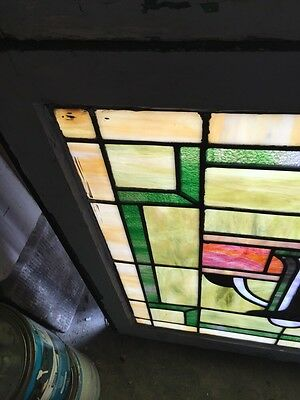 Sg 556 Two Available Price Each Stainglass Windows Arts 7