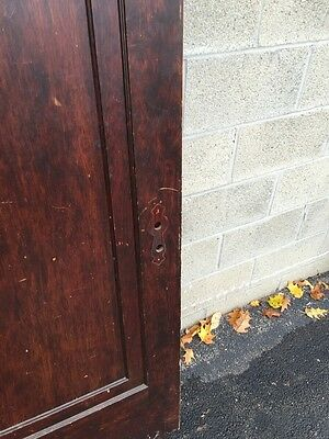Neo 5 Two Available Antique Birch Passage Doors 3