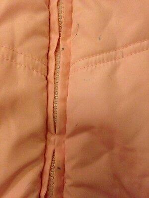 Girls Pink Coat / Jacket 5-6 Years 4