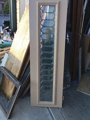 Bg 2 2 Available All Beveled Glass Transom Windows Geometric Antique 3