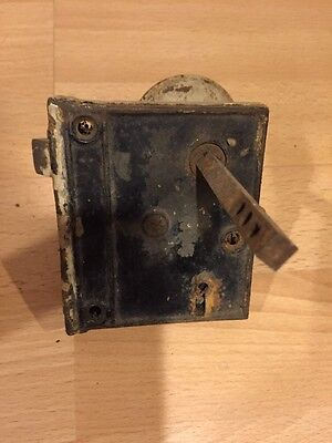 Antique External Lockbox 3