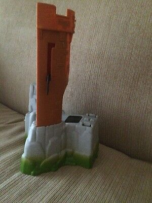 THOMAS TRAIN Trackmaster Castle Quest Replacement Castle Tower w ...