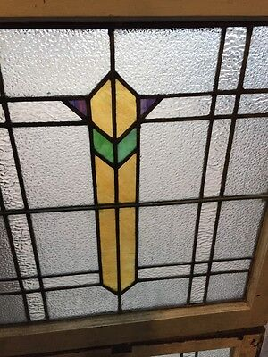 Sg 683 Two Available Price Separate Art Deco Window 3