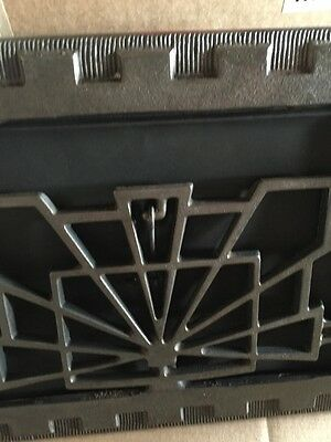 Gb For Antique Deco Wall To Floor Grate 9 X 12 Openingantique 2
