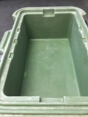 """CAMBRO Camcarrier Food Storage Pan Container Carrier UPCS180 8"""" Deep # 3  No Lid 5"""