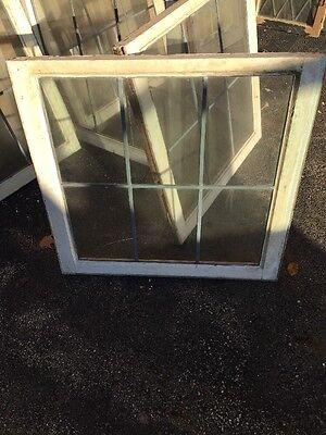 D Cm Six Matching Antique Sash Windows In Zinc 30 Wide By 29 Hi 2