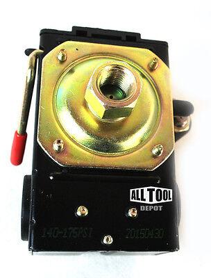 Air compressor pressure switch for porter cable dewalt craftsman 95-125 1 port