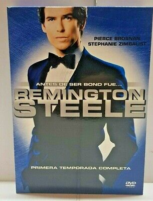 Pelicula Dvd Serie Tv Remington Steele Temporada 1 2