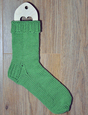 Wood Sock Blocker (adult UK size 4-6). UK seller 5