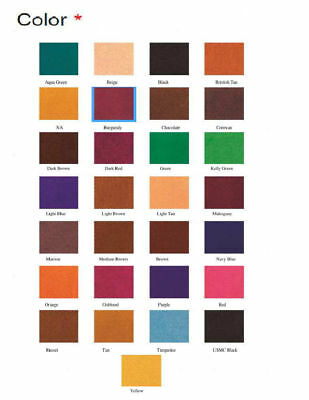 Fiebing's Leather Dye w/ Applicator - ALL COLORS- 4 OZ  |Not for CA Customers| 3