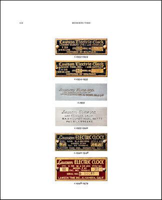 The Lawson Clock Book 7