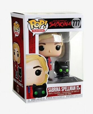 Funko Pop TV: Chilling Adventures of Sabrina - Sabrina Spellman and Salem #38866 2