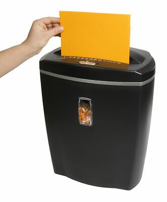 GENIE 580XCD Aktenvernichter Cross Cut Partikelschnitt Papier Schredder Shredder 2