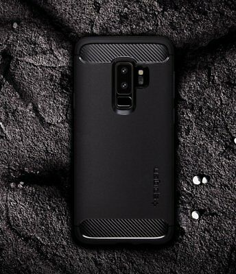 Galaxy S9/Plus S8 S7 Edge Case Genuine Spigen Rugged Armor Slim Cover Samsung 3
