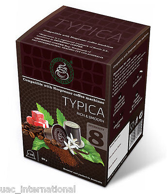 30 Nespresso Compatible Coffee Capsules - 15 x 2 blend Impresso Coffee Pods