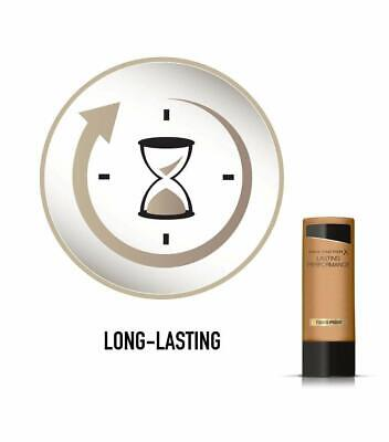 Max Factor Lasting Performance Foundation 35ml Choose from Colors Tawny & Toffee 3