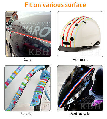 Pinstriping Pin Stripe DIY Self Adhesive Coach Line Car Tape Decal Vinyl Sticker 5