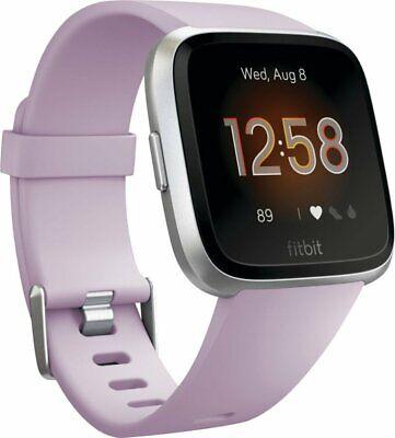 For Fitbit Versa 2/Versa Lite/Versa Replacement Silicone Sport Watch Band Strap 7