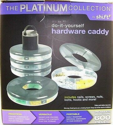 Do-It-Yourself Hardware Caddy by Shift - The Platinum Collection 2