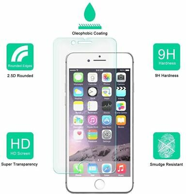 Premium Real Screen Protector Tempered Glass Film For iPhone 6 6s 6 Plus 2