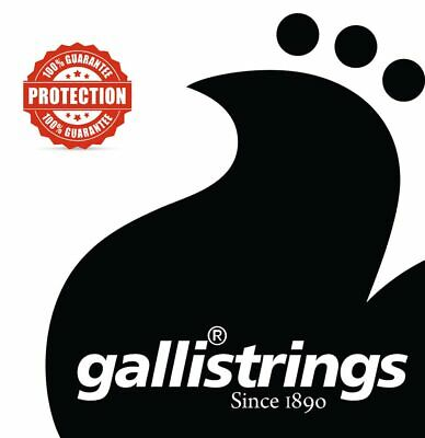 GALLI G77 BASS 4 STRINGS Set 4 corde Black Nylon 055/115 basso elettro acustico 2