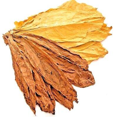 Tabakblätter 10 kg Virginia 50/50 Burley-ERNTE 2018-Top Qualität-Tabak-Duft-Deko 2