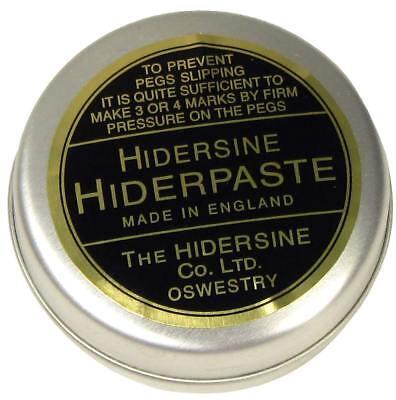Hidersine 'Hiderpaste' Peg Paste Violin Cello etc... 2