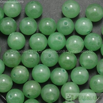 Wholesale Natural Gemstone Round Ball Spacer Loose Beads 4mm 6mm 8mm 10mm 12mm 12