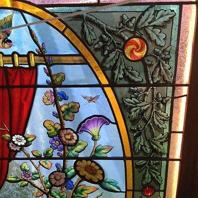 Flower Pot Victorian Aestetic Move Ment Landing Window. 8