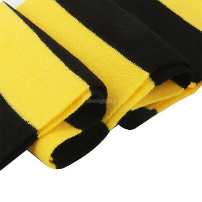 Harry Potter Vouge Hufflepuff House Cosplay Knit Wool Costume Scarf Wrap 8