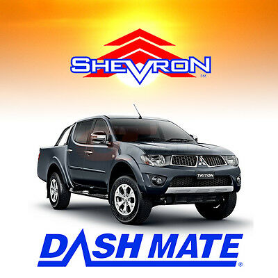 DASH MAT Mitsubishi Triton ML 07/2006-ON + MN GLX-R GL 9/2009-1/2014 DM1016 CHAR